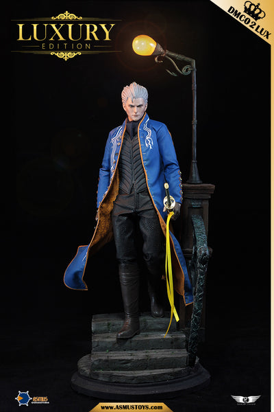 1/6 Scale Devil May Cry 3 - Vergil Figure (Luxury Edition) by Asmus Toys