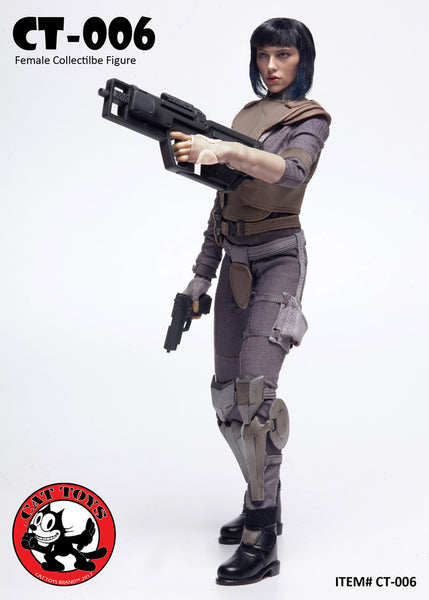 1/6 Scale Major Figure CT-006 by Cat Toys