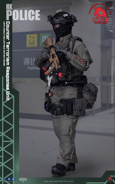 1/6 Scale CTRU Tactical Medic Figure (SS116) by Soldier Story