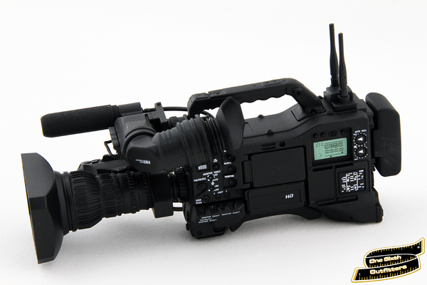 1/6 Scale News Reporter Equipment Set by ZY Toys