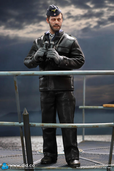 1/6 Scale WWII German U-Boat Stabsober Mechaniker / Stabsbootsmann – Johann Figure by DID
