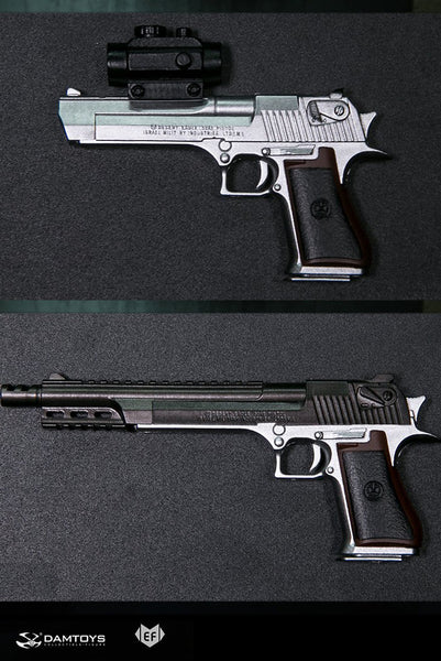 1/6 Scale Desert Eagle Set (EF025) by DamToys