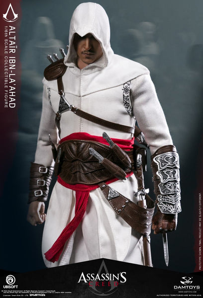 1/6 Scale Assassin's Creed Altaïr the Mentor Figure by DamToys