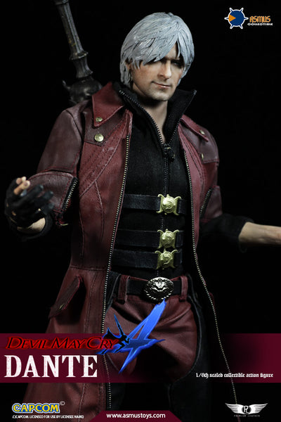 1/6 Scale Devil May Cry 4 Dante Figure (Regular Version) by Asmus Toys