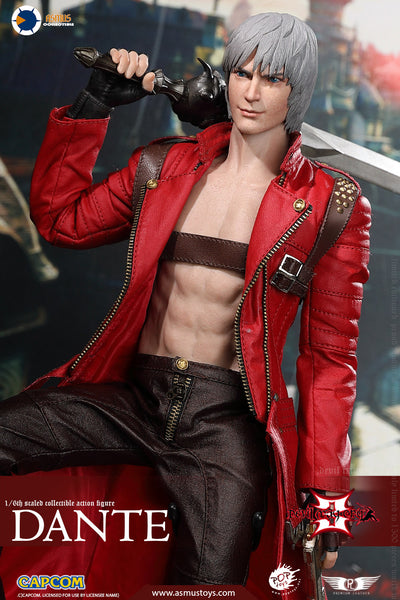 1/6 Scale Devil May Cry 3 -  Dante Figure by Asmus Toys