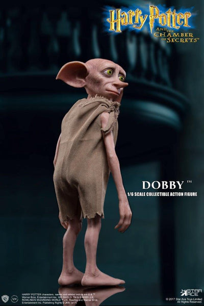 1/6 Scale Dobby The House Elf Harry Potter Figure by Star Ace Toys