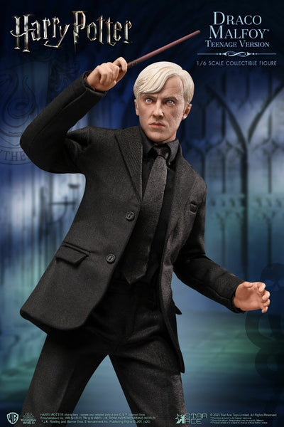 1/6 Scale Harry Potter and the Half Blood Prince - Draco Malfoy Figure (Suit Version) by Star Ace Toys