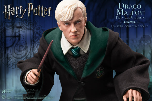 1/6 Scale Harry Potter and the Half Blood Prince - Draco Malfoy Figure (Teenager School Uniform) by Star Ace Toys