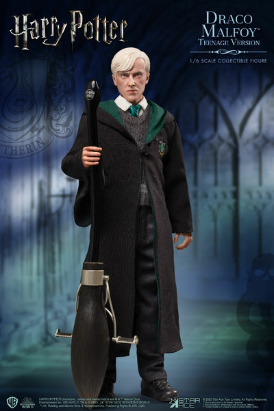 1/6 Scale Harry Potter and the Half Blood Prince - Draco Malfoy Figure (Deluxe Version) by Star Ace Toys