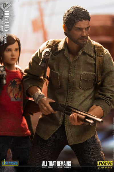 1/12 Scale All That Remains - Jol and Elly Figure Bundle By Lim Toys