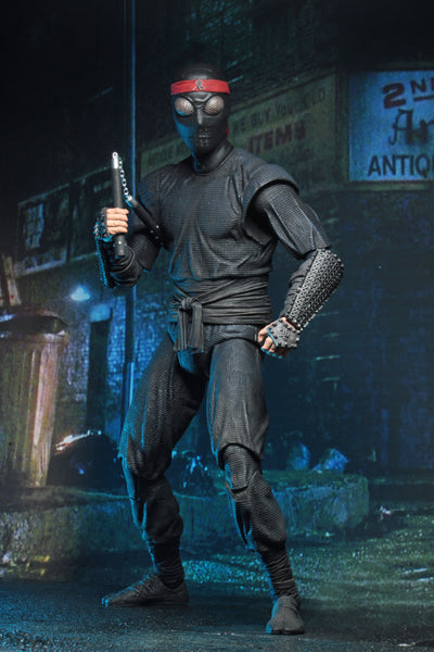 1/4 Scale Teenage Mutant Ninja Turtles (1990 Movie) - Foot Soldier Figure by NECA