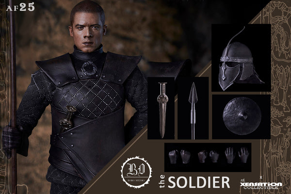 1/6 Scale The Soldier Figure by Xensation