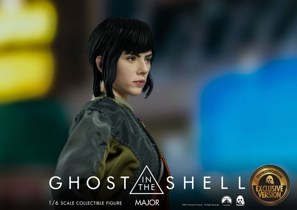 1/6 Scale Ghost in the Shell - MAJOR Figure (Exclusive Version) by Threezero
