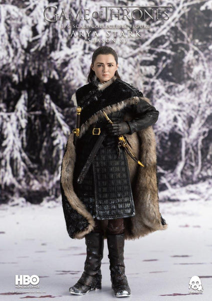 1/6 Scale Game of Thrones – Arya Stark Figure (Season 8) by Threezero