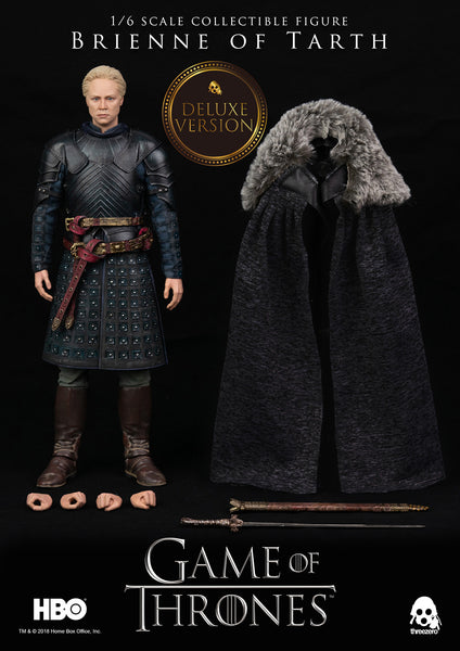 1/6 Scale Game of Thrones - Brienne of Tarth Figure (Deluxe Version) by Threezero
