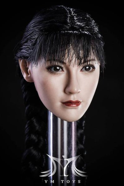 1/6 Scale Fang Hu Head Sculpt (H047A) by YMToys