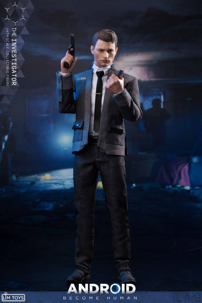 1/6 Scale The Investigator Figure by LIM Toys