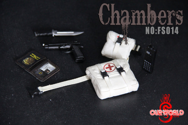 1/6 Scale Chambers Figure by SW Our World