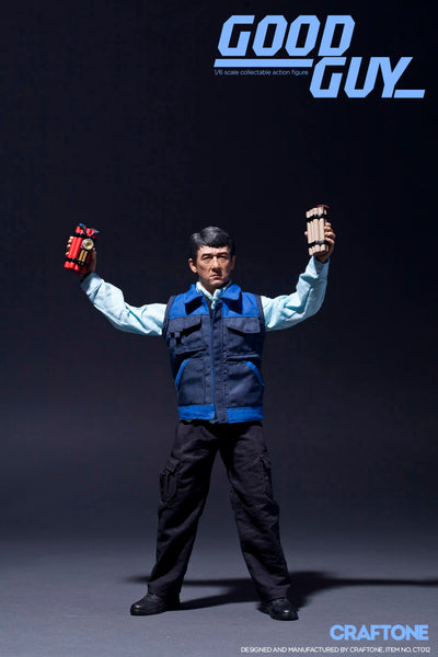 1/6 Scale Good Guy Figure by Craftone