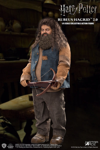 1/6 Scale Harry Potter - Rebeus Hagrid 2.0 Figure by Star Ace Toys