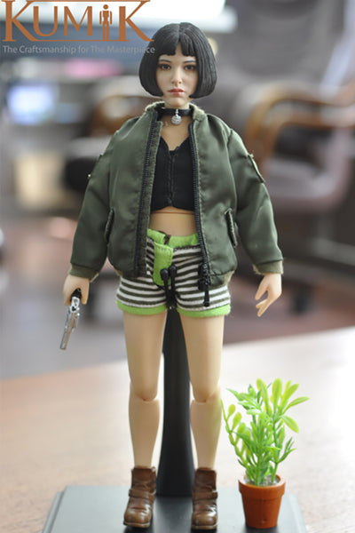 1/6 Scale Mathilda Figure by Kumik