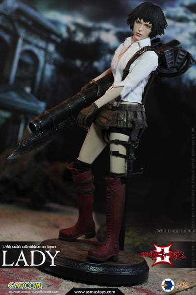 1/6 Scale Devil May Cry 3 - Lady Figure by Asmus Toys