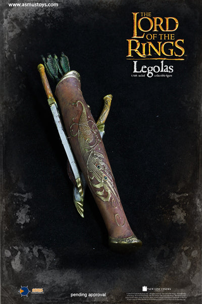 1/6 Scale The Lord of the Rings Legolas Figure (Regular Version) by Asmus Toys