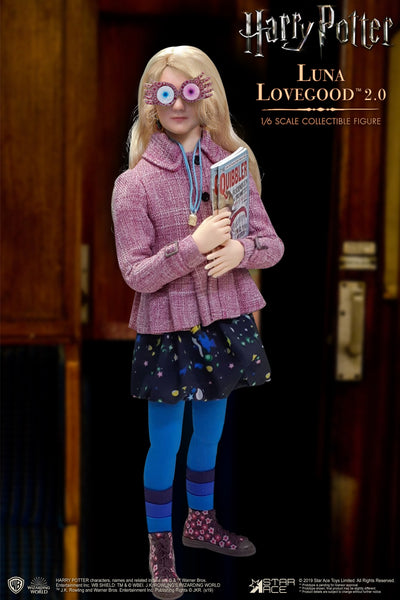 1/6 Scale Luna Lovegood Figure (Casual Wear) Figure by Star Ace Toys