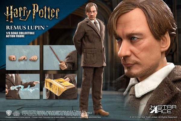 1/6 Scale Harry Potter - Remus Lupin Figure (Standard Version) by Star Ace Toys