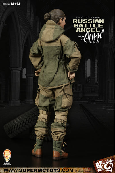 "1/6 Scale Russian Battle Angel ""Анна"" by Super MC Toys"