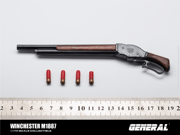 1/4 Scale Diecast Winchester 1887 Shotgun by General