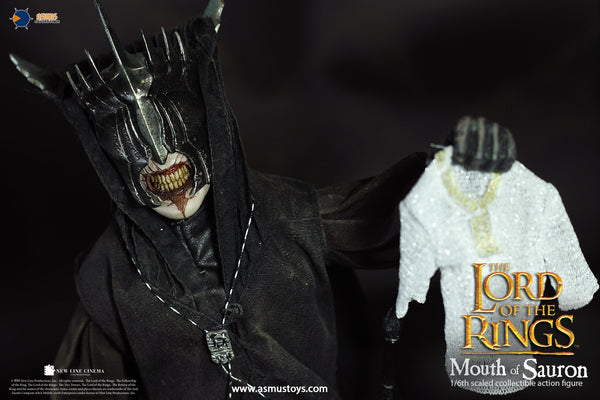 1/6 Scale The Lord of the Rings - The Mouth of Sauron Figure by Asmus Toys