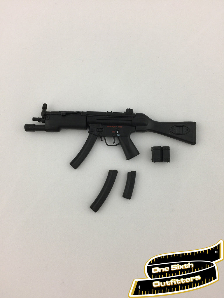 1/6 Scale MP5A2 Submachine Gun