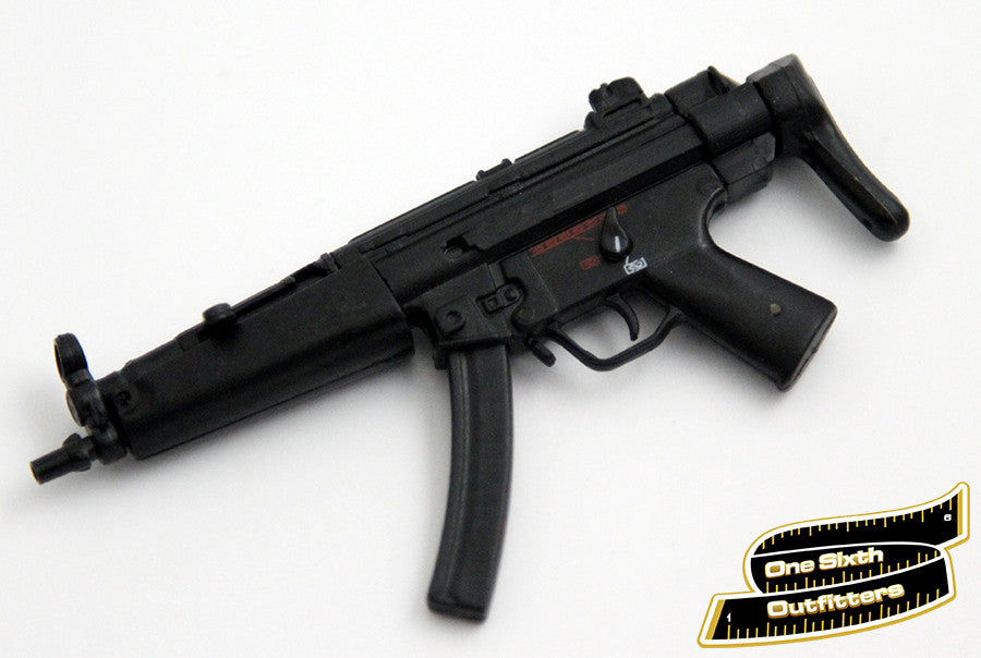 1/6 Scale H&K MP5 Submachine Gun – One Sixth Outfitters