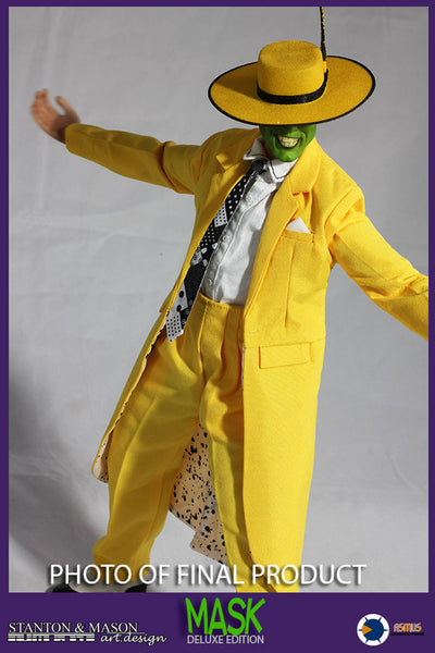 1/6 Scale The Mask Deluxe Figure by Asmus Toys