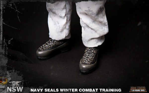 1/6 Scale US Navy SEAL Winter Combat Training Figure (M011) by MINI TIMES