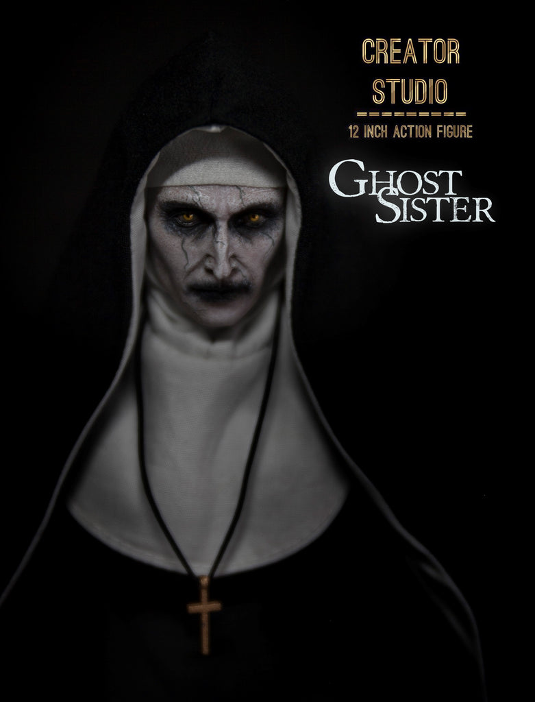 Creator Studio CS001 Ghost Sister the nun 1//6 action figure in stock