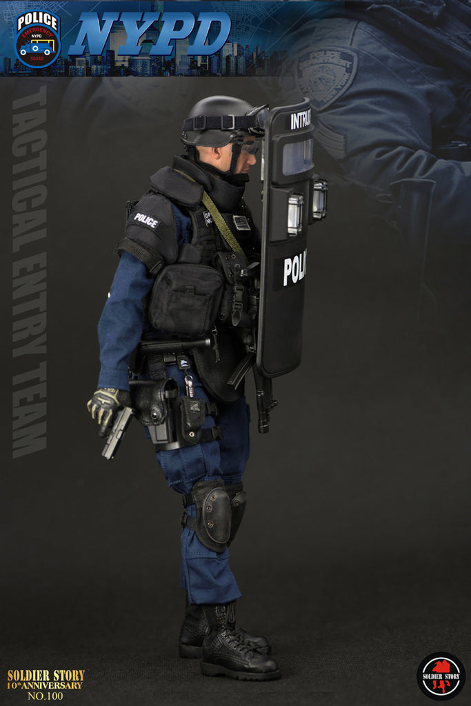 1//6 Scale SoldierStory SS100 TACTICAL ENTRY TEAM Collectible Figure Body Model