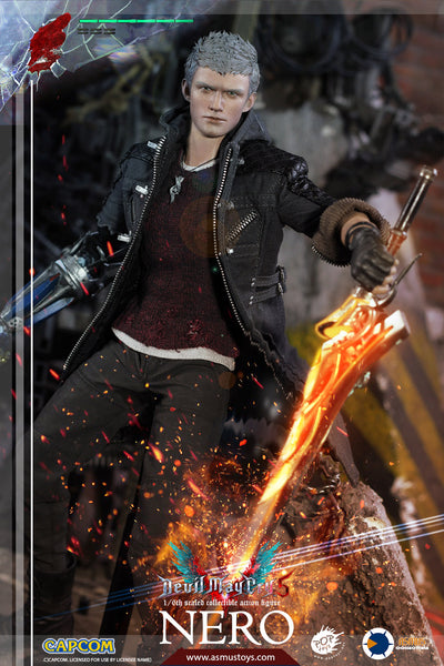 1/6 Scale Devil May Cry 5 Nero Figure by Asmus Toys