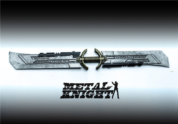 1/6 Scale EG Diecast Double Edged Sword by Metal Knight