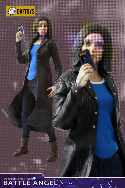 1/6 Scale Battle Angel Casual Outfit Set by DAFTOYS