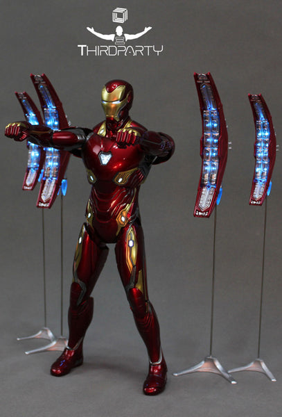 1/6 Scale Iron Man Nano-Armor Energy Amplifier by Third Party Toys