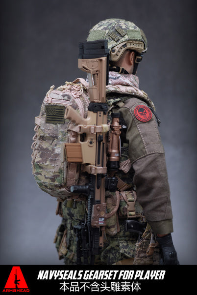 1/6 Scale Seal Player Outfit Set by Armshead