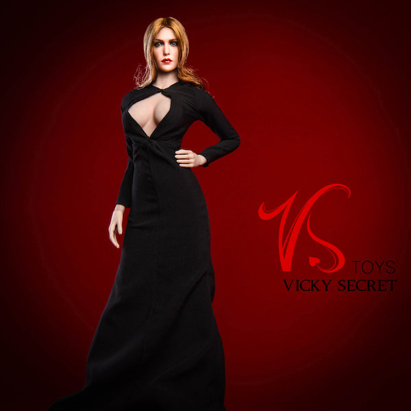 1/6 Scale Evening Dress (3 Colors) by VS Toys