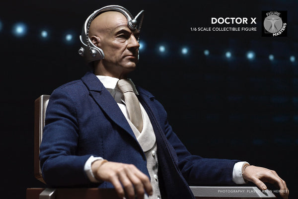1/6 Scale Doctor X Figure by FigureMasters