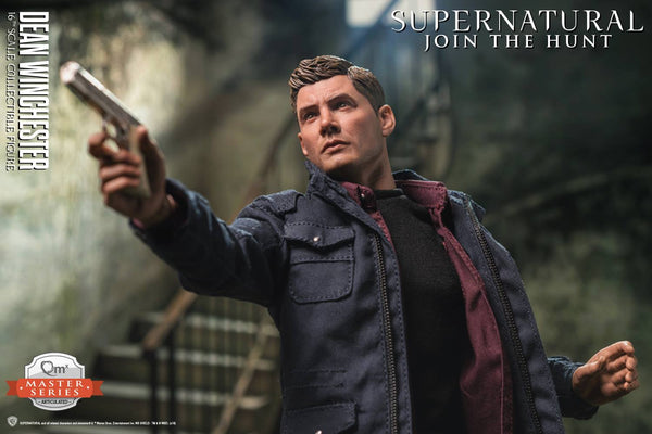 1/6 Scale Supernatural Dean Winchester Figure by QMx