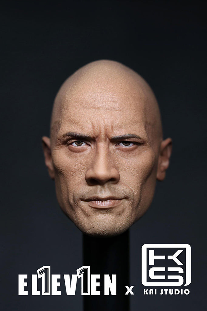 1/6 Scale DJ Head Sculpt (Two Versions) by Eleven X Kai