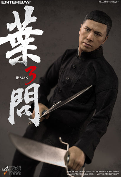1/6 Scale Ip Man 3 Figure by Enterbay