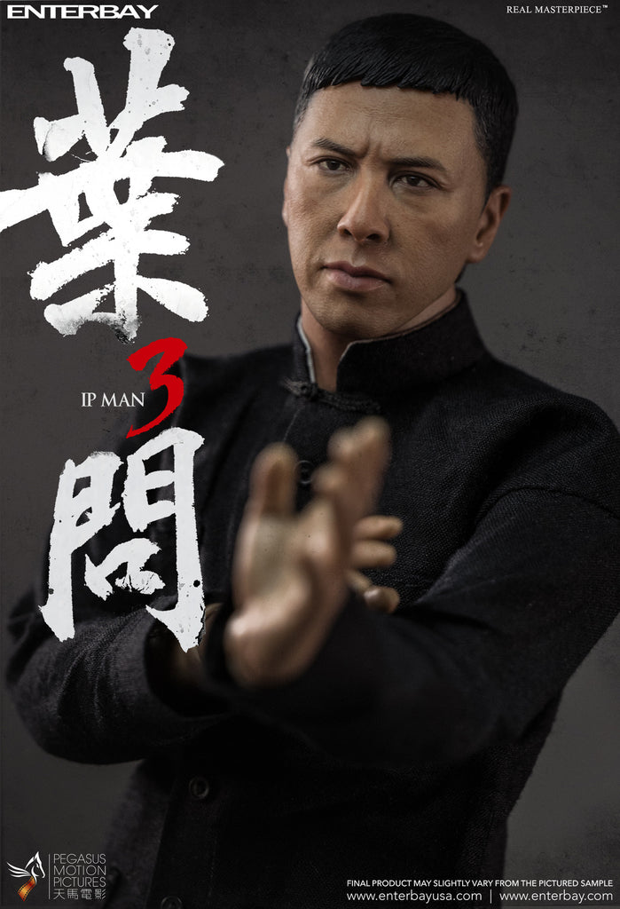 4d98f3e99e6c 1 6 Scale Ip Man 3 Figure by Enterbay – One Sixth Outfitters
