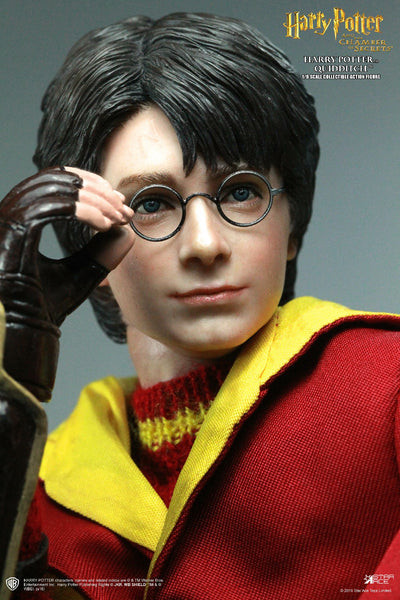 1/6 Scale Harry Potter & The Chamber of Secrets - Harry Potter Figure (Quidditch Version) by Star Ace Toys